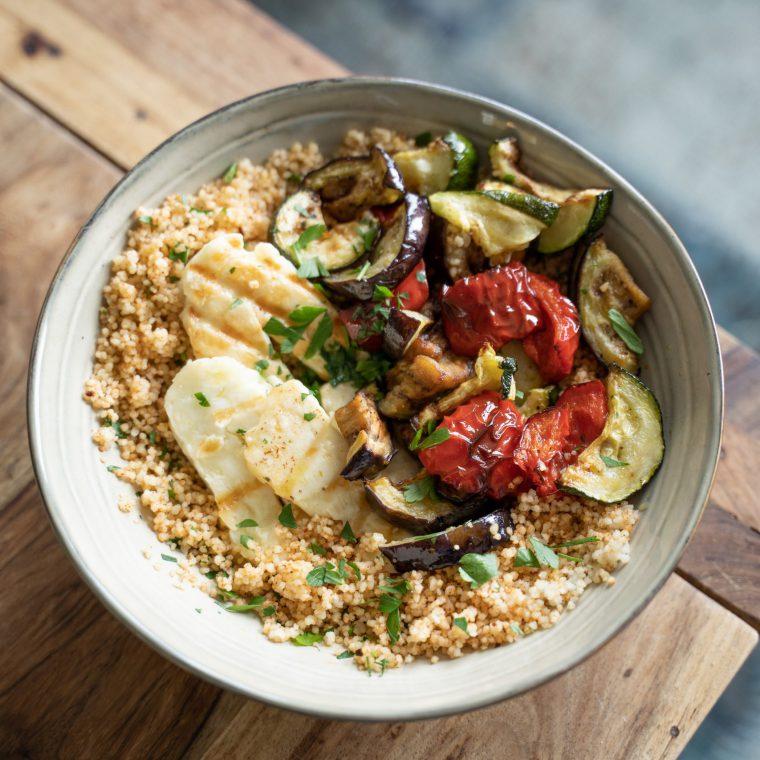 Gegrilde groenten uit de airfryer (+ twee snelle recepten)
